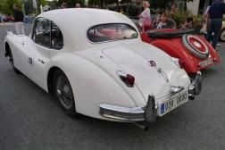 Jaguar XK 140 Coupé