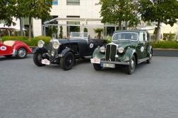Lagonda, Rover