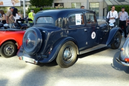 Rover 14 Sports Saloon