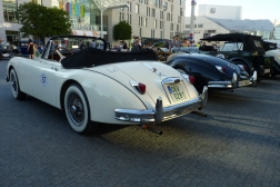 Jaguar XK 150, Jaguar XK 140