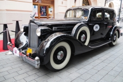 Packard V12 Club Sedan