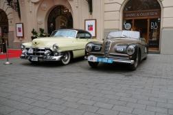 Cadillac a Alfa Romeo