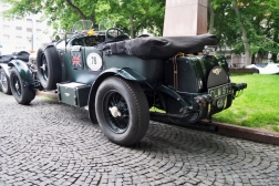 Bentley 4,5 Litre Blower