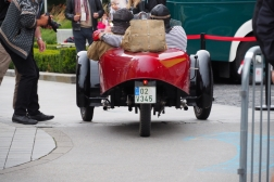 Morgan Aero 3-Wheeler JAP