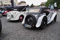 Škoda a MG