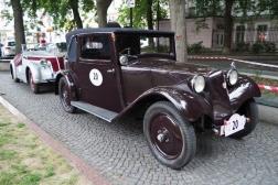 Tatra 57 polokabriolet