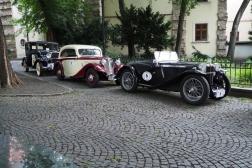 MG, Praga, Chevrolet