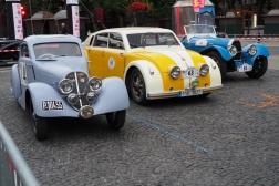 Aero 750, Tatra 77, Bugatti 43/44