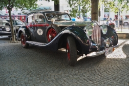 Lagonda V12 Short Salon