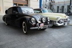 Tatra 87,  Cadillac Coupe DeVille