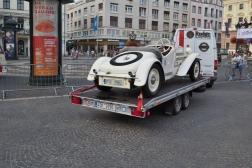 Praga Alfa závodní speciál