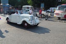 Škoda Rapid Cabrio de lux