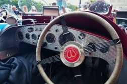 Wolseley Hornet Special