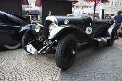Bentley 3L Short Standard