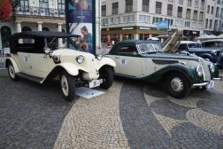 Tatra 30, BMW 327
