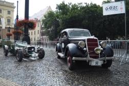 MG Magnette K3-UVA, Ford V8