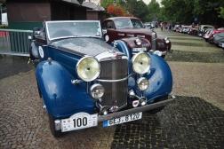 Alvis Oxford cabrio 4.3 litre