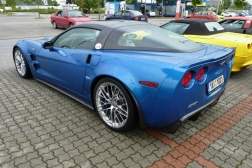 Chevrolet Corvette ZR1 LS9 Supercharged