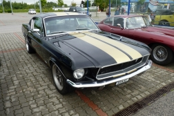 Ford Mustang GTA67 Fastback