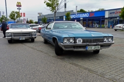 Cadillac a Buick