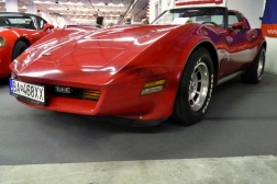Chevrolet Corvette C3 Cross-fire Injection