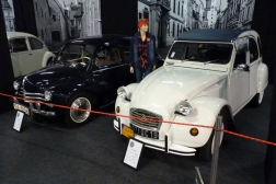 Renault 4CV, Citroën 2CV6 Spécial