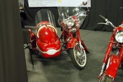 Jawa 250 + sidecar