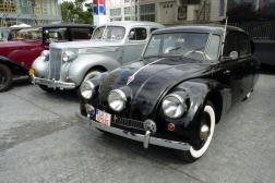 Packard a Tatra
