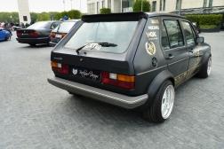 VW Golf Rabbit Diesel