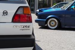 VW Golf GTI syncro MK2 BBS RS