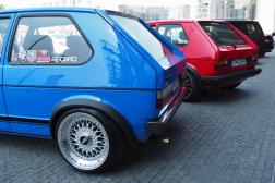 VW Golf Rabbit