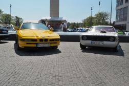 BMW 850, Ford Cortina