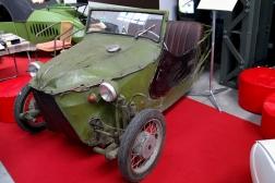 Invalidní motorová tříkolka OS-KAR 52