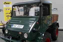 Unimog 30 typ 411.110