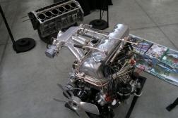 motor Mercedes-Benz