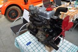 motor Škoda 445