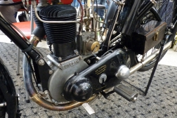 Sunbeam M5 Longstroke Racing TT