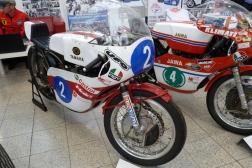 Yamaha TZ A