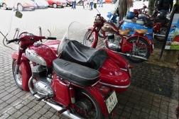 Jawa 350 + side
