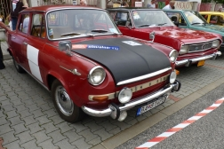Škoda 1000 MB Deluxe