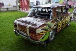 Renault 8 Bastion pub