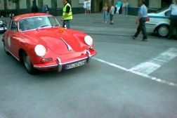 Porsche 356 B 1600 S