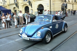 VW Beetle Cabrio 1302