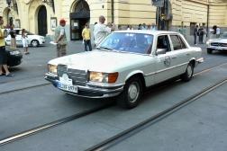 Mercedes-Benz W116 280 SE