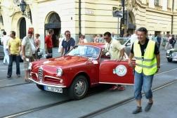Alfa Romeo Giulietta Spider 750