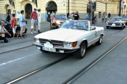 Mercedes-Benz 280 SL R107
