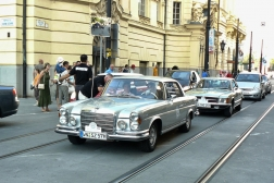 Mercedes-Benz 280 Coupe