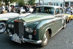 Rolls-Royce Silver Cloud 3