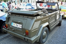 VW Kübel 181