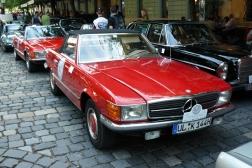 Mercedes-Benz 280 SL R107 Cabrio